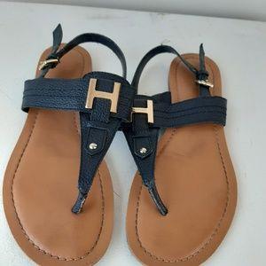 Tommy Hilfinger sandals size 8